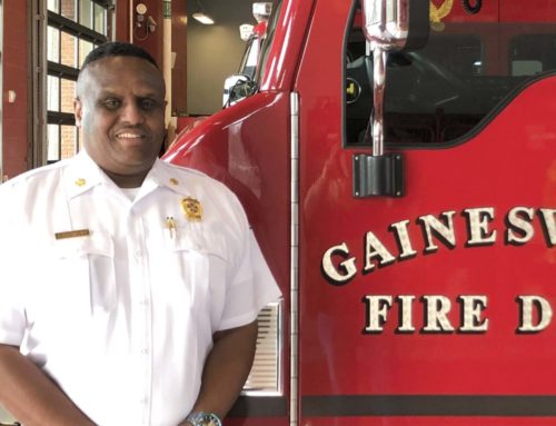 Faces of Hall County: Chief Jerome Yarbrough