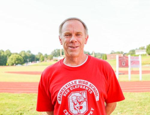 Faces of Hall County: Richard Corbett