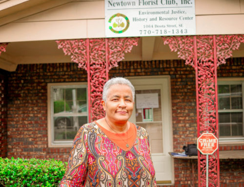 Faces of Hall County: Rev. Rose Johnson